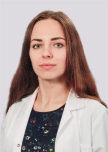 Слободяник Дарья Григорьевна Врач-рентгенолог Киев